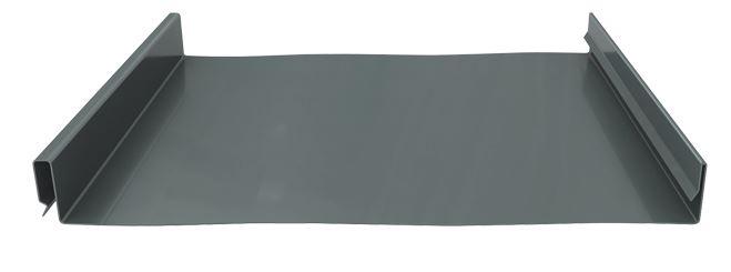 thin seam panel